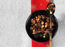 Ragout wieprzowe z suszonymi śliwkami - ugotuj