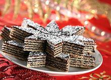 Wafle czekoladowe - ugotuj