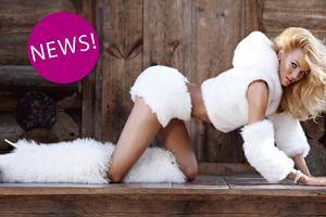 """Sesja w stylu Paris Hilton w """"V Magazine"""""""
