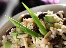 Awokado z ryżem - ugotuj