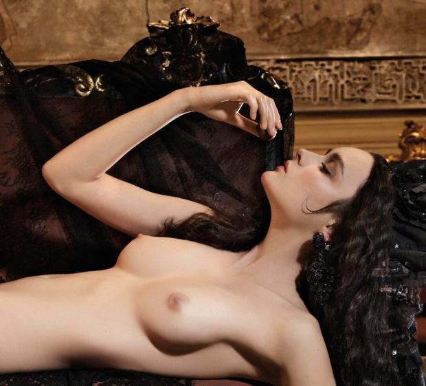 Paz Vega, modelki nago,