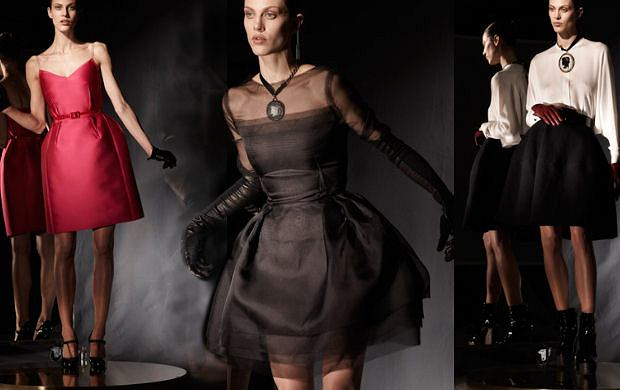 Kolekcja Pre Fall 2012 - Lanvin