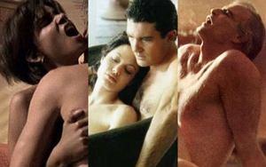 Marlon Brando, Halle Berry, Angelina Jolie, Antonio Banderas