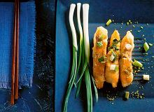 Ryba smażona z imbirem - ugotuj