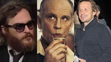 Joaquin Phoenix, John Malkovich, Bartłomiej Topa.