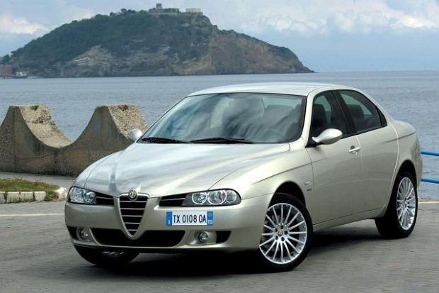Alfa Romeo 156 (1997-2005) - opinie Moto.pl