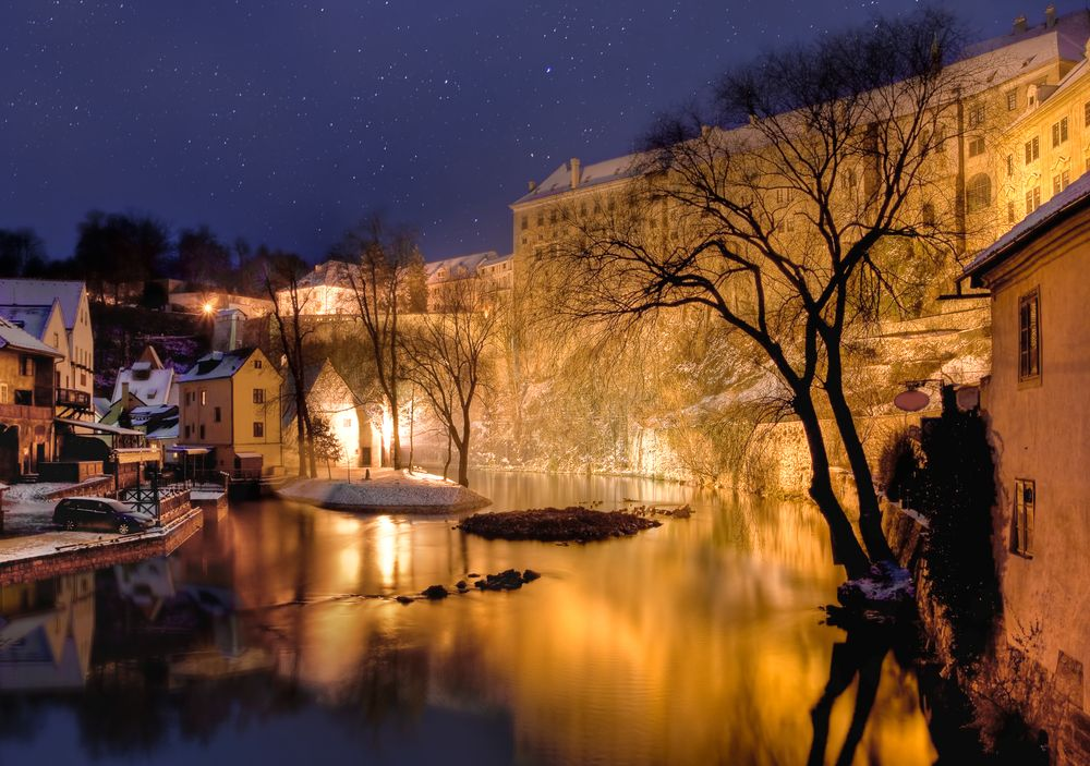 Czeski Krumlov wycieczki na walentynki / fot. Shutterstock