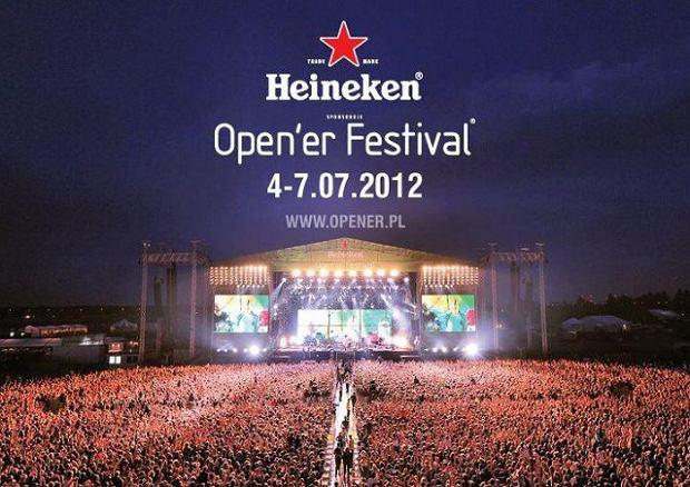 Open'er Festival 2012, mat. prasowe