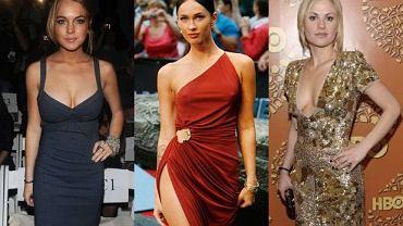 Megan Fox, Lindsay Lohan, Anna Paquin.