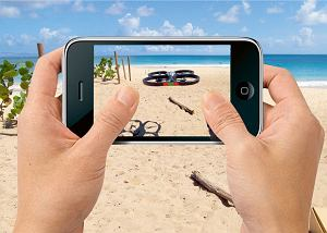 symbian, augmented reality, android, smartfon, iphone, AR.Drone