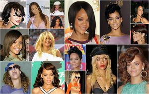 Rihanna - królowa metamorfozy!