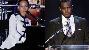 Alicia Keys i P. Diddy