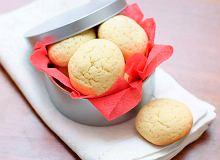 Delikatne ciasteczka cytrynowe - ugotuj
