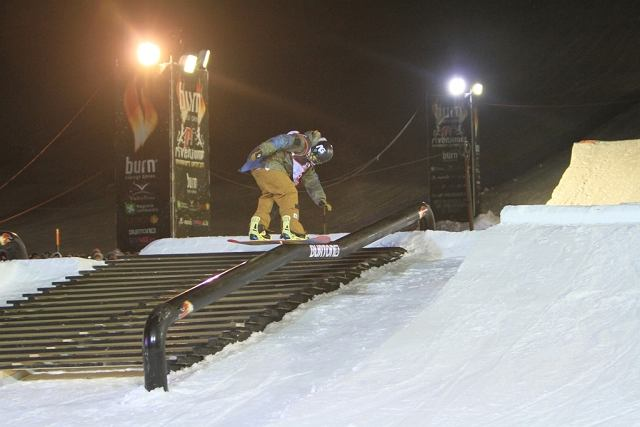 Snowboardeowe pojedynki najlepszych snowboardzistów