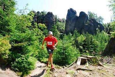 Maraton przez Góry Stołowe