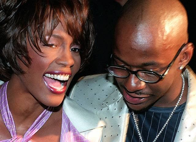 Whitney Houston i Bobby Brown.