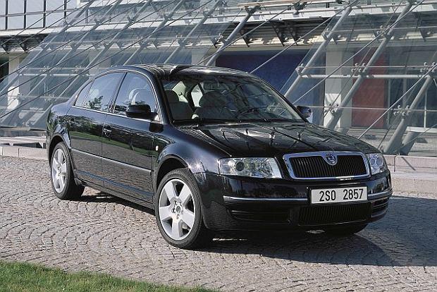 Skoda Superb (2001- 2008)