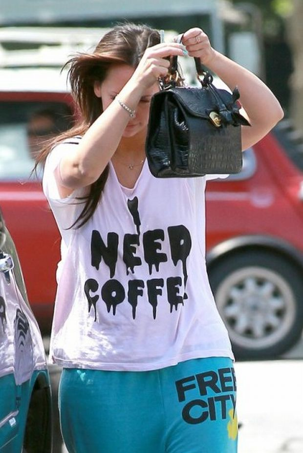 Jennifer Love Hewitt, gwiazdy bez makijażu