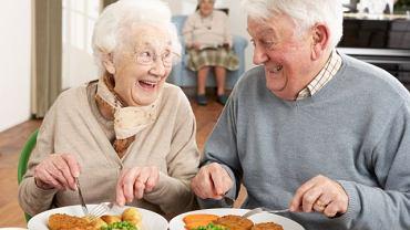 Osoby starsze powinny zwracać uwagę na to co jedzą