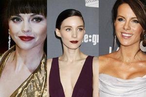 Christina Ricci, Rooney Mara, Kate Beckinsale.