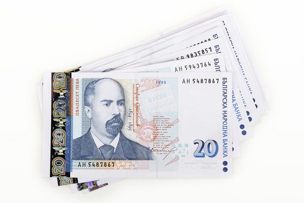 Bułgaria waluta