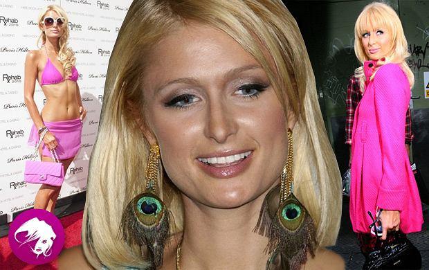 Blond w wydaniu Paris Hilton
