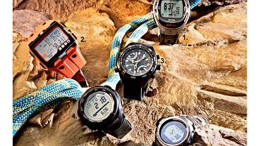 zegarki z wysokościomierzem