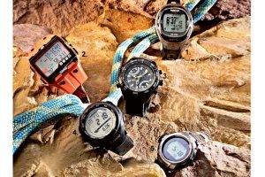 Zegarek na wysokościach