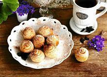 Korzenne ślimaki z ciasta francuskiego - ugotuj