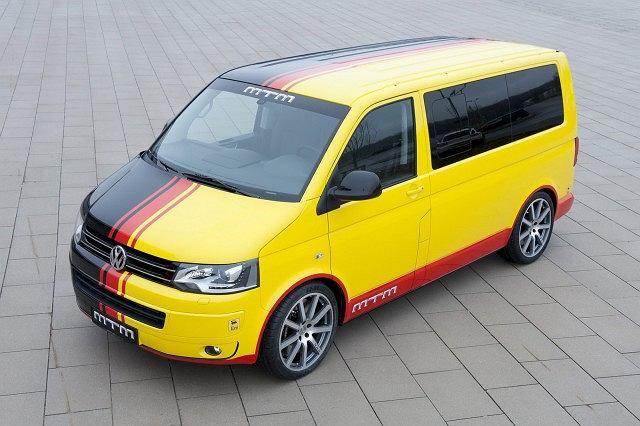 Volkswagen Transporter MTM T500