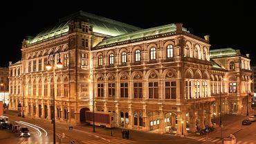 Austria, Wiedeń, Opera wiedeńska
