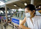 Wirus podobny do SARS rozprzestrzenia się. Potwierdzony pierwszy przypadek poza Chinami