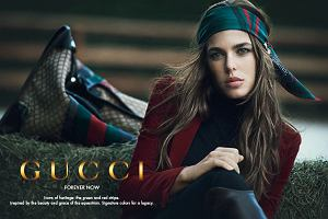 Charlotte Casiraghi, gucci, forever now