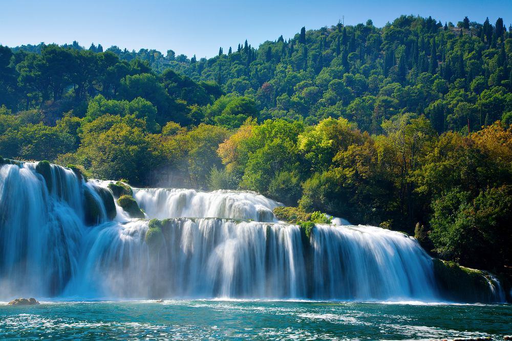 Chorwacja Krka
