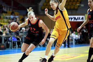 Jolene Anderson lepsza od Agnieszki Bibrzyckiej, ale Lotos Gdynia przegrał z CCC Polkowice