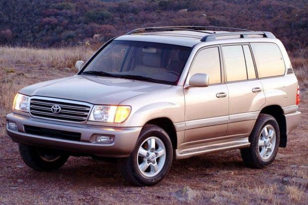 Toyota Land Cruiser 100 (1997-2007) - opinie Moto.pl