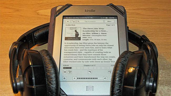 Recenzja Kindle Touch - część II - nawigacja, czytanie PDF, MP3 oraz Internet