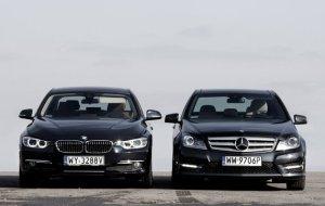 BMW serii 3 vs. Mercedes C-klasa - test porównawczy