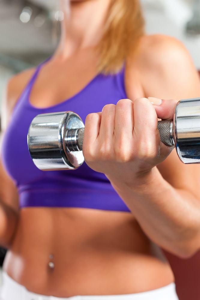Przepis na szybki trening na spalanie.