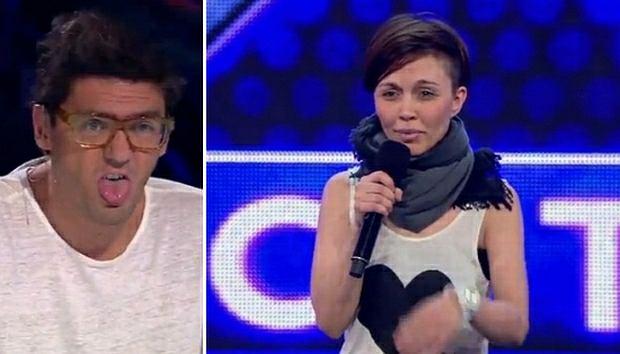 Kuba Wojewódzki publicznie poniżył Pati Sokół, nową dziewczynę Nergala, która spróbowała swoich sił w programie X-Factor. Pati usłyszała 3 razy