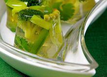 Galaretki warzywne - ugotuj