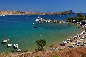 Rodos wycieczki - rejs statkiem wokół wyspy Rodos
