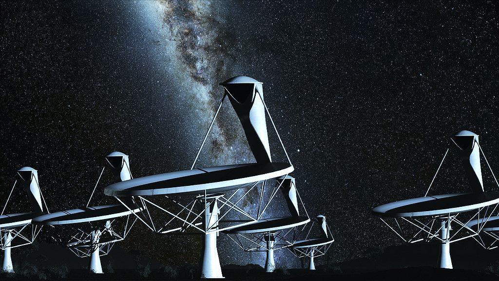 Projekt teleskopu SKA
