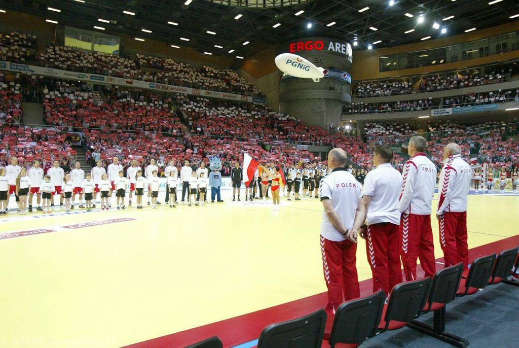 Polska - Niemcy 26:28