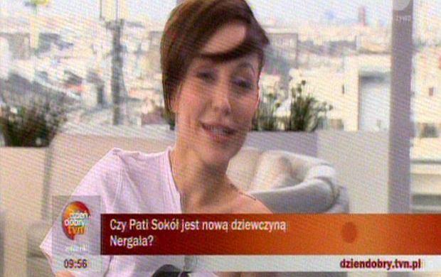 Pati Sokół.