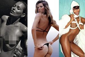 Naomi Campbell, Gisele Budchen, Kate Moss.