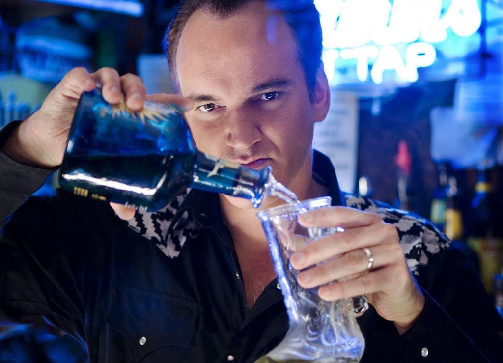 Quentin Tarantino fot. Kino Świat