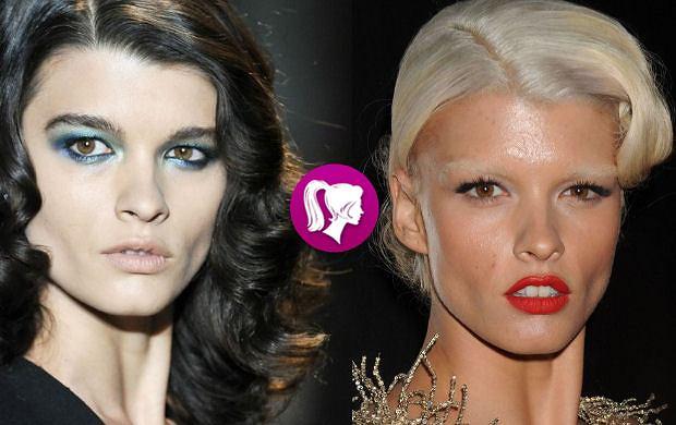 Crystal Renn jako blondynka - hit czy kit?