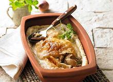 Kulebiak grzybowy - ugotuj