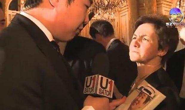 Zdjęcie numer 4 w galerii - Parodia Danuty Wałęsy w programie TVN.